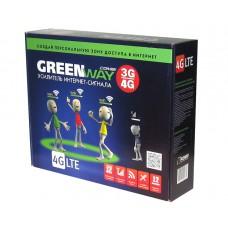 Усилитель интернет сигнала GREEN WAY Combi 3G4G