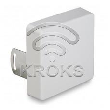 Широкополосная панельная 3G/4G/Wi-Fi MIMO антенна KAA15-1700/2700 F