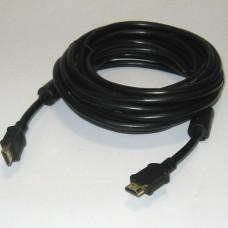 Шнур HDMI (шт) - HDMI (шт)  5м