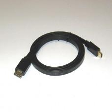 Шнур плоский HDMI (шт) - HDMI (шт) 1,5м