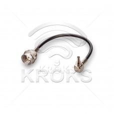 Пигтейл (кабельная сборка) CRC9-F(male)