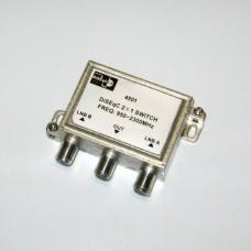 DiSEqC переключатель 4501