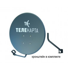 Антенна спутниковая ТЕЛЕКАРТА 60см