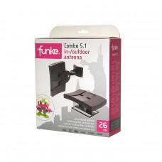 Антенна для цифрового телевидения Funke Margon Combo 5.1