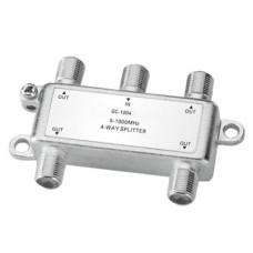 Делитель эфирный GC-1004 1х4